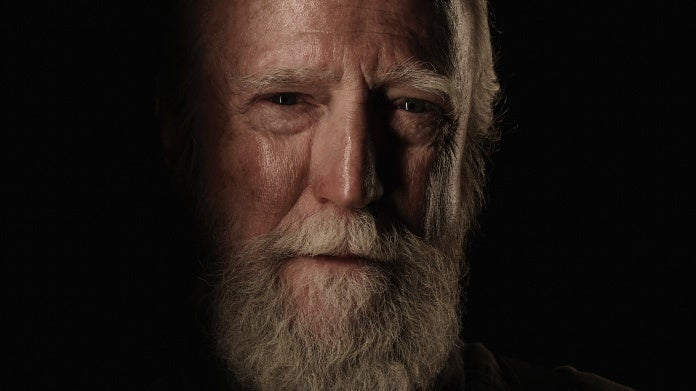 The Walking Dead Scott Wilson Hershel