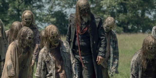 The Walking Dead Star Was Hospitalized During Filming