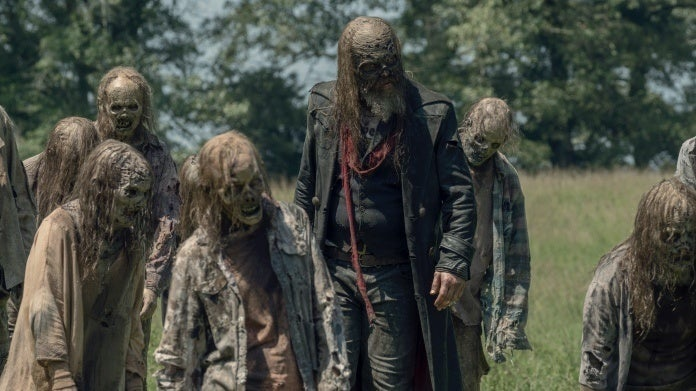 The Walking Dead Season 10 Beta Ryan Hurst