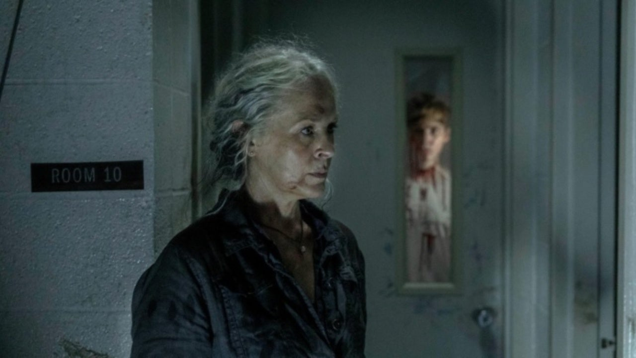 The Walking Dead Showrunner Explains Carol's Hallucinations and Self-Destructive Behavior