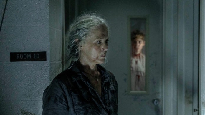 The Walking Dead Season 10 Carol Henry