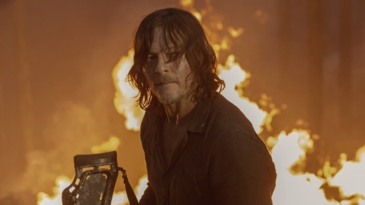 """The Walking Dead's Norman Reedus Teases Combustible and """"Fricking Crazy"""" Season 10"""