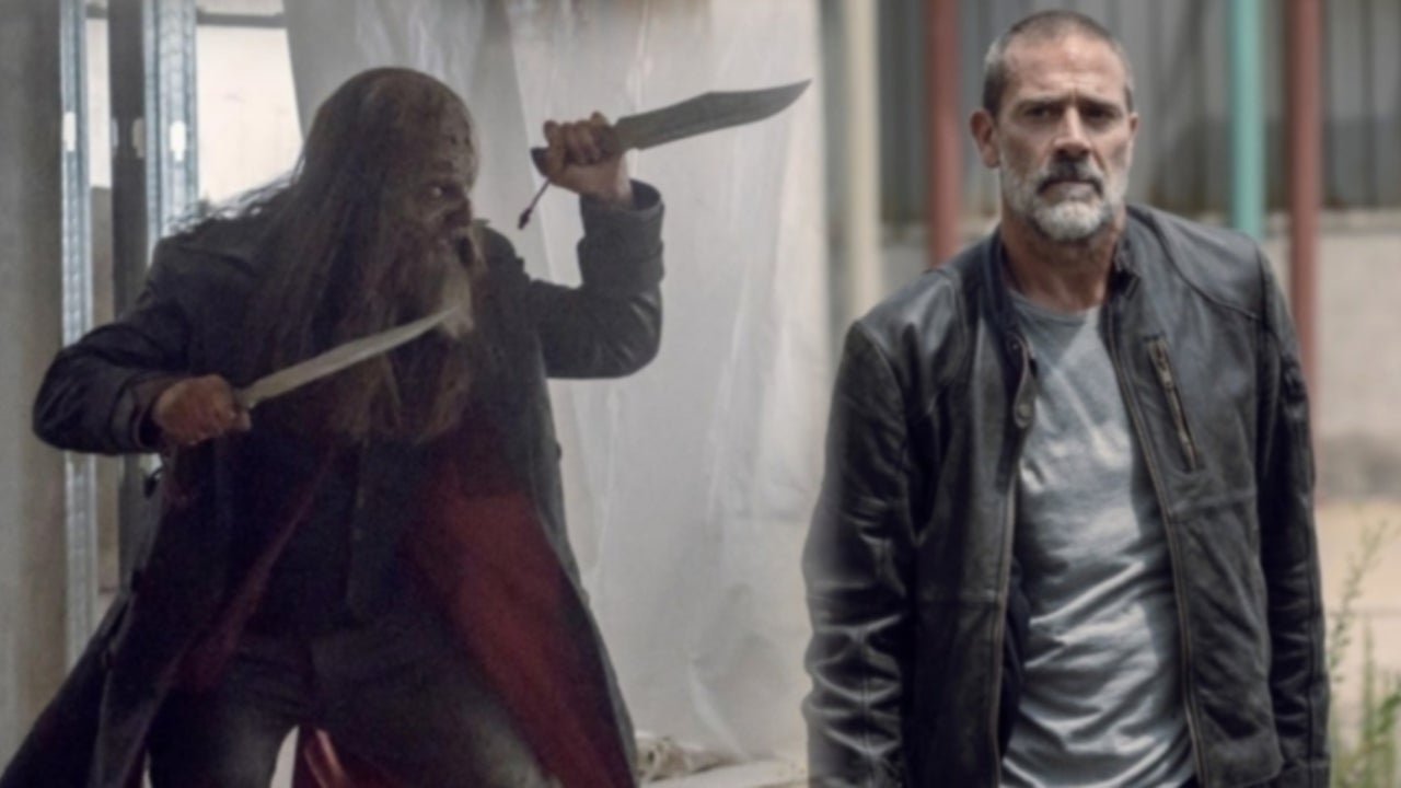 The Walking Dead Confirms Negan and Beta Will Meet in Season 10