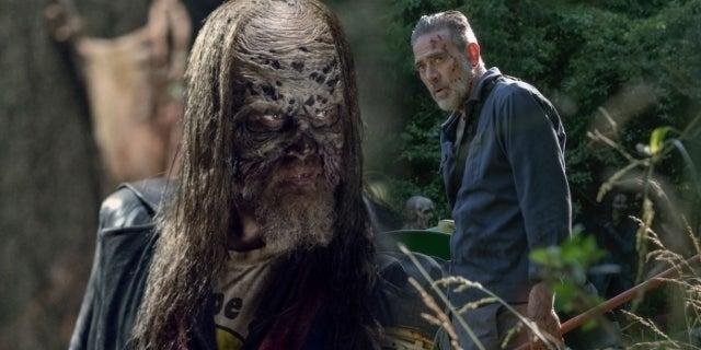 The Walking Dead Season 10 Negan Beta comicbookcom