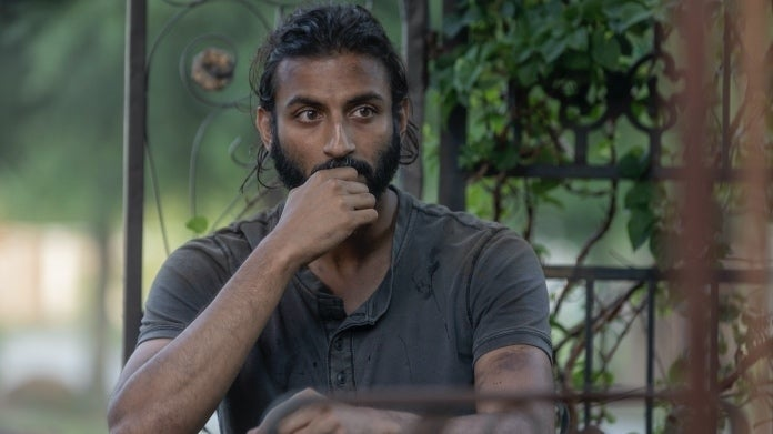 The Walking Dead Season 10 Siddiq Avi Nash