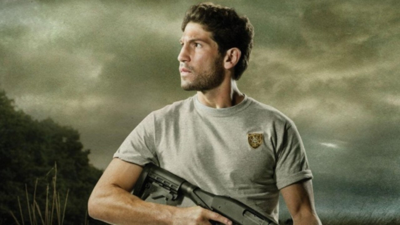 The Walking Deads Jon Bernthal Was Told He Was Out Of His