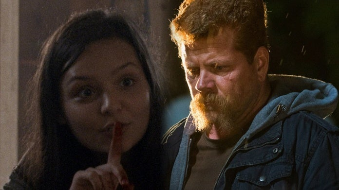 The Walking Dead Silence the Whisperers Michael Cudlitz