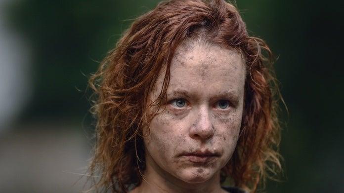 The Walking Dead Thora Birch