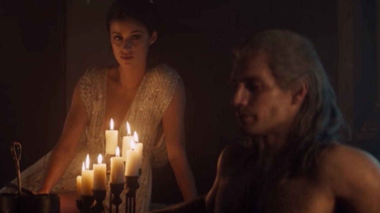 Netflix S The Witcher Showrunner Comments On Bathtub Geralt