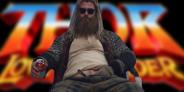 Taika Waititi Isn't Sure if 'Fat' Thor Will Be in Thor: Love and Thunder