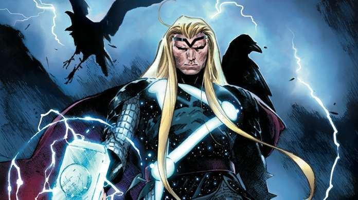 thor marvel comics relaunch