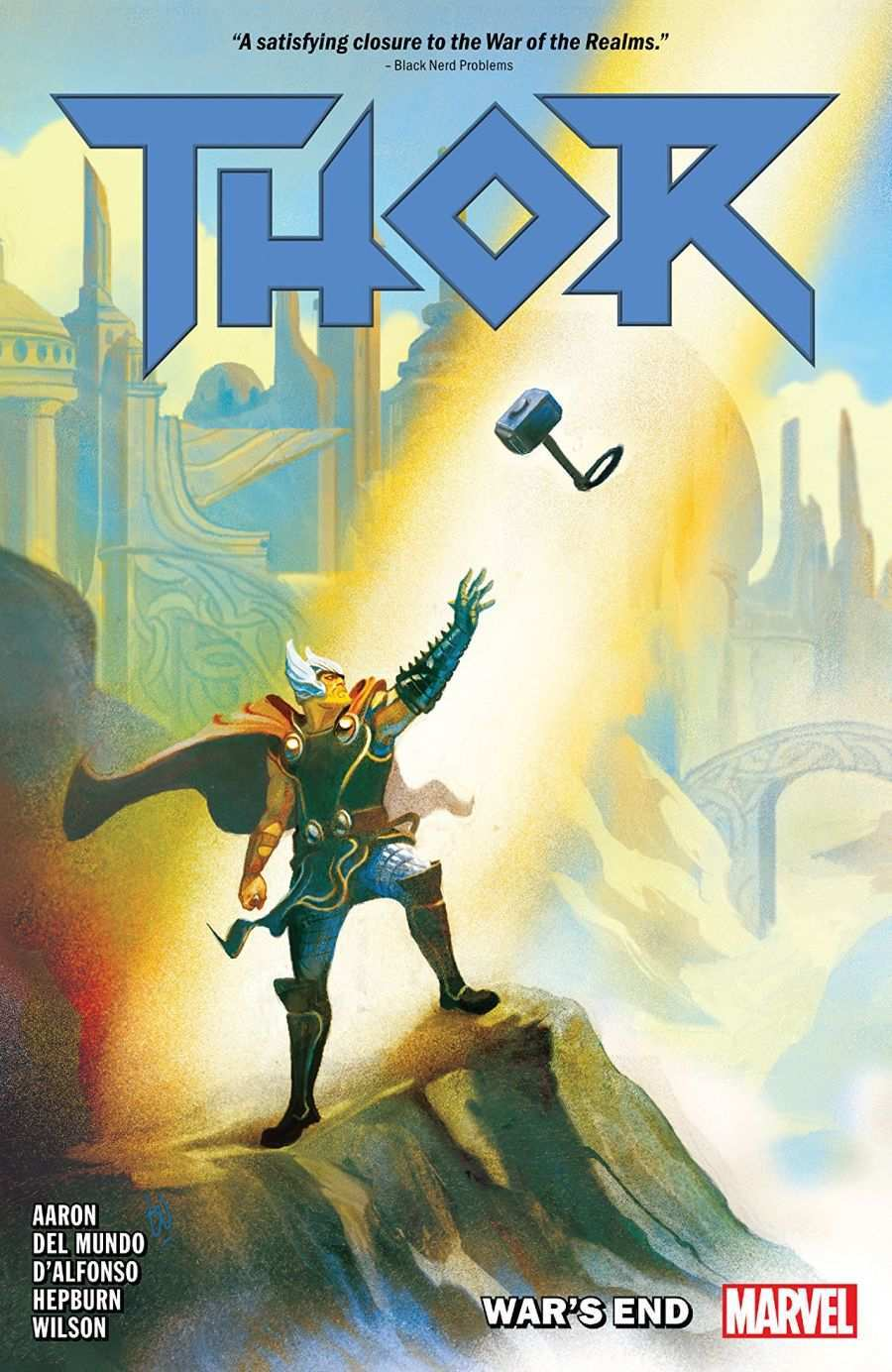 Thor Vol 3 War's End