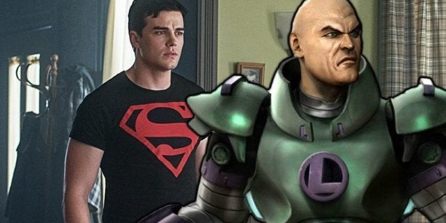 Titans Teases the Debut of DC Universe Lex Luthor