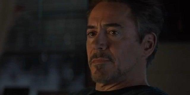 tony stark avengers endgame robert downey jr