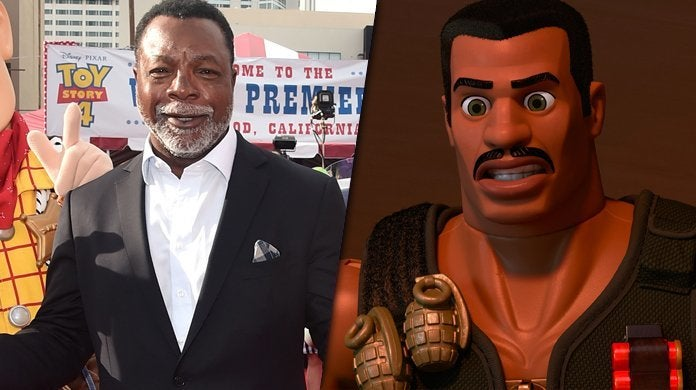 toy story 4 combat carlweathers