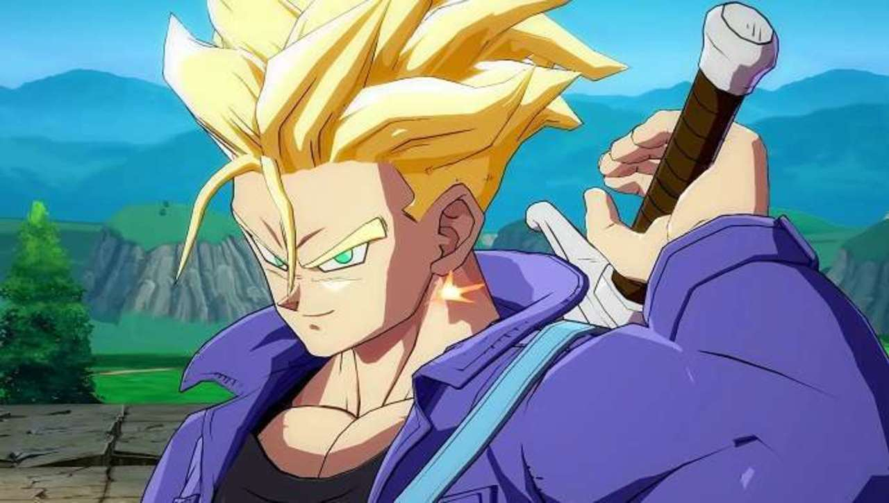 Dragon Ball Z Replica Jacket Will Turn You Into Future Trunks