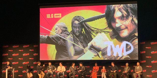NYCC 2019: The Walking Dead Universe Panel Recap
