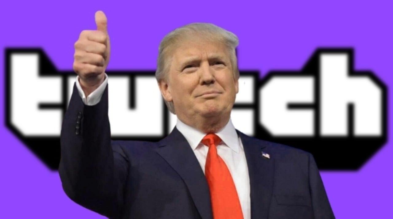 Donald Trump Creates Twitch Channel