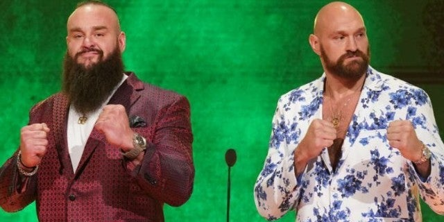 Tyson Fury Reportedly Earning $15 Million From Crown Jewel Match With Braun Strowman