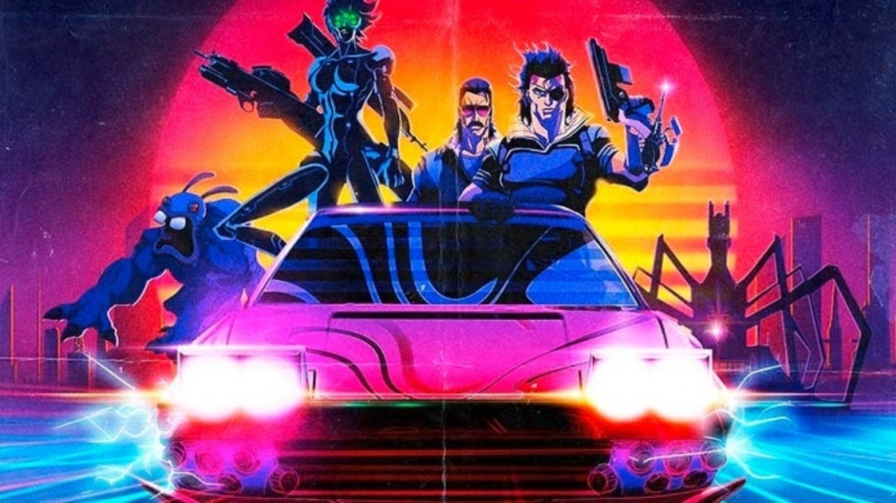 Far Cry 3: Blood Dragon Animated Show on the Way From Castlevania's Adi Shankar