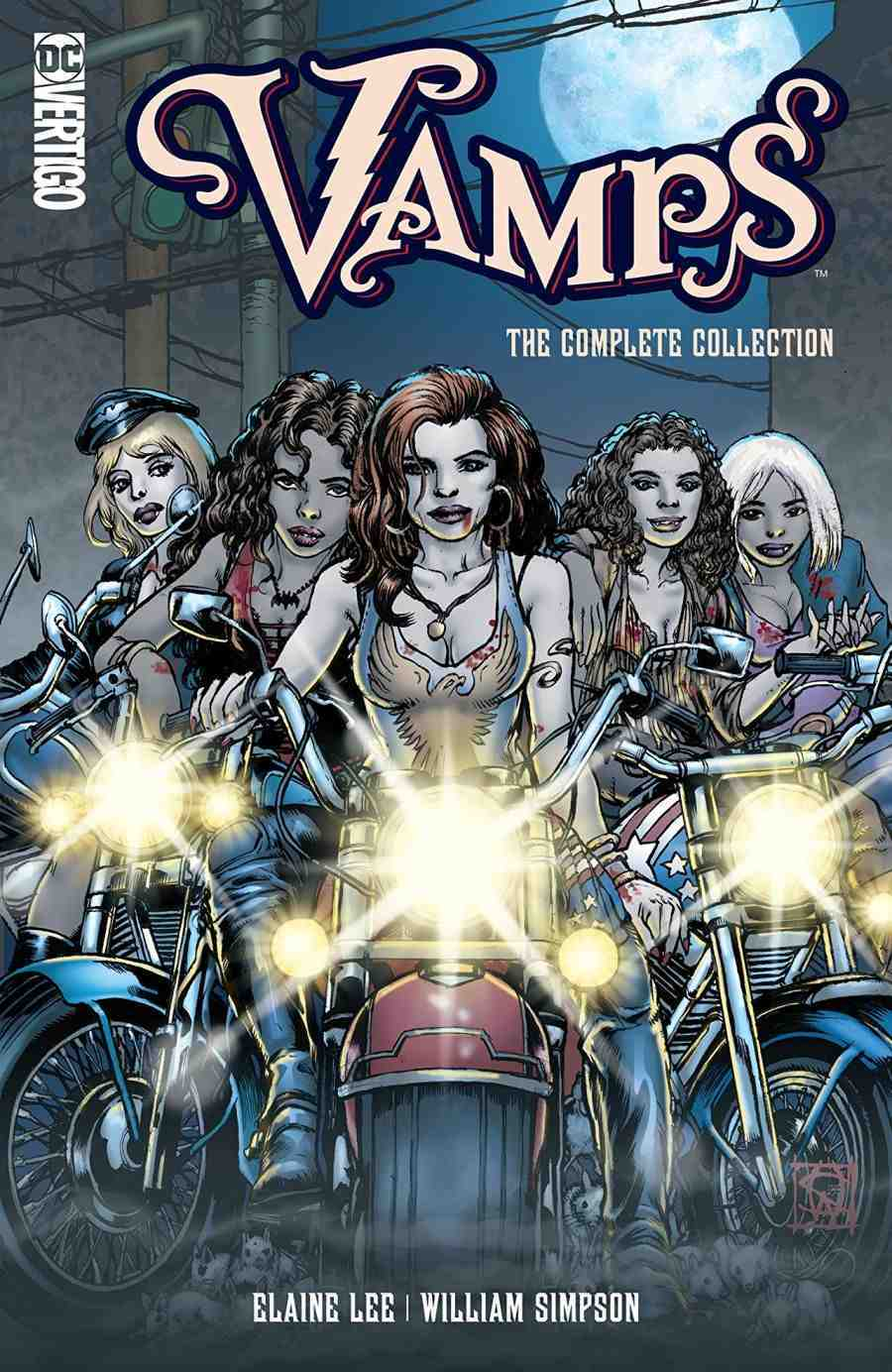 Vamps The Complete Collection