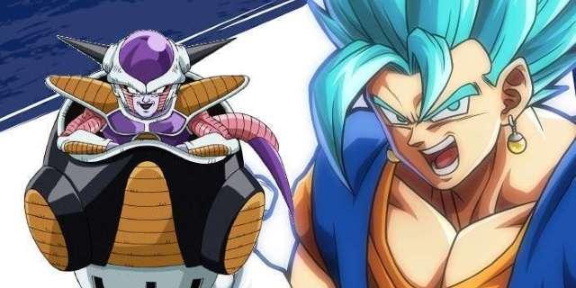 Dragon Ball Z Fan-Art Imagines Vegito's Freeza Saga Fusion