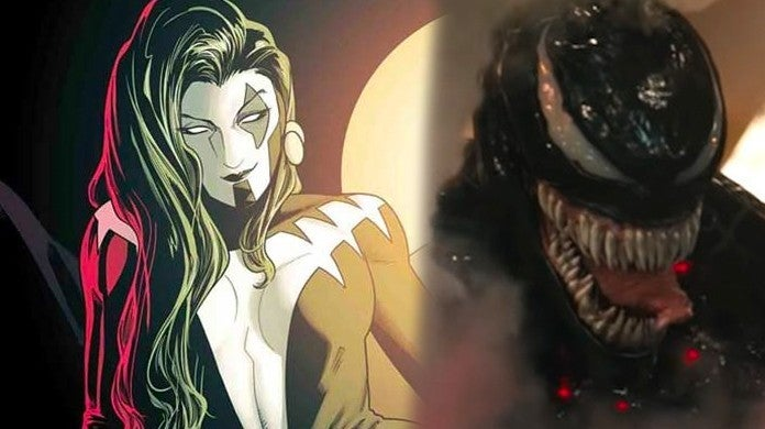 Venom 2 Cast Naomie Harris as Shriek