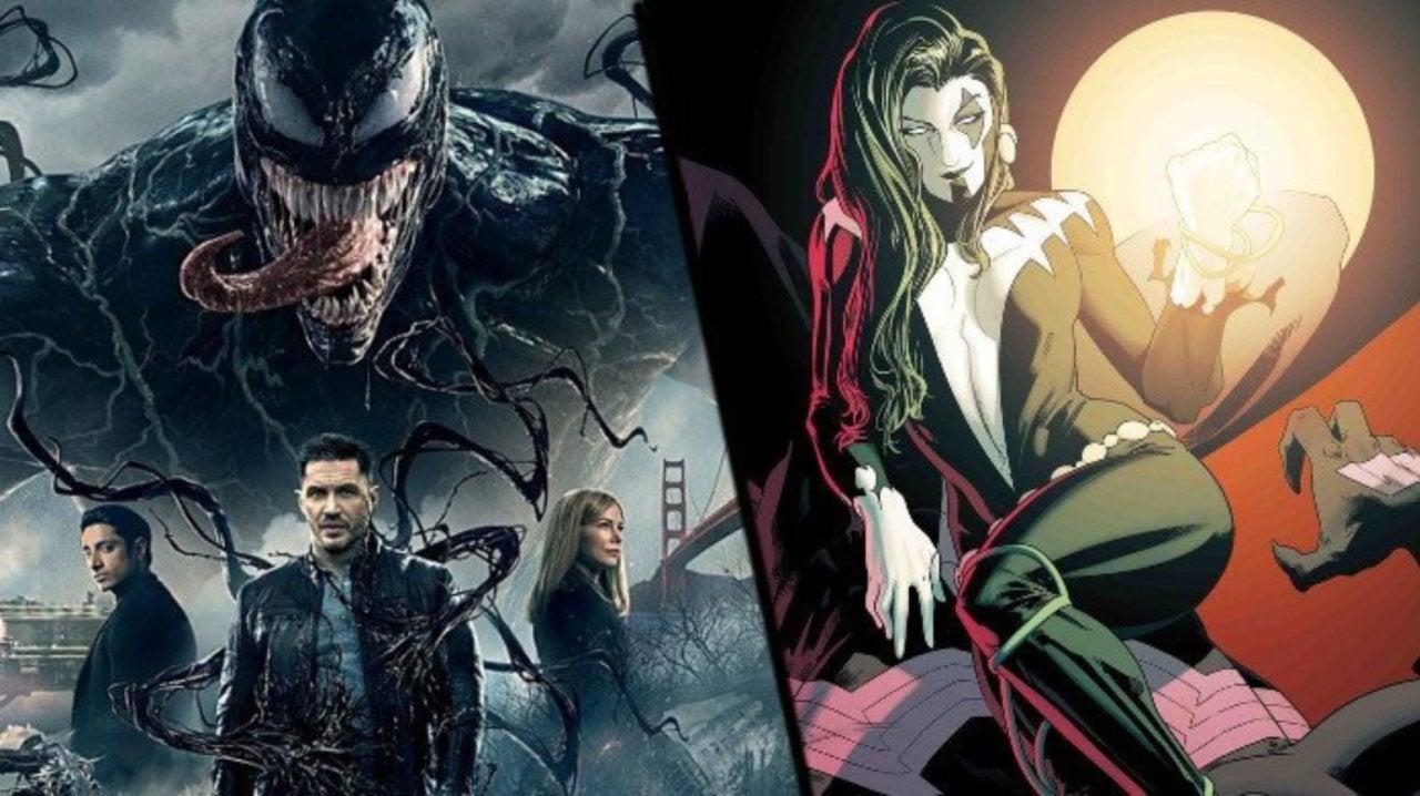 Venom 2 Reportedly Adds Second Villain
