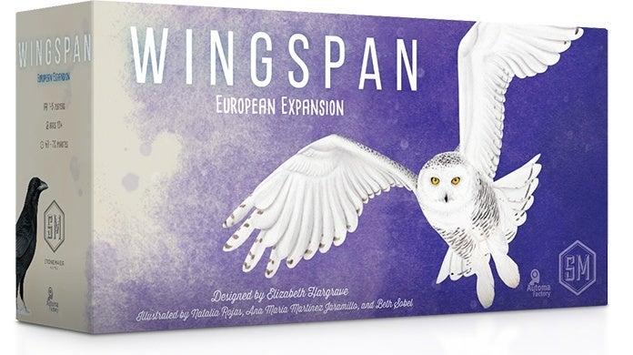 wingspan european