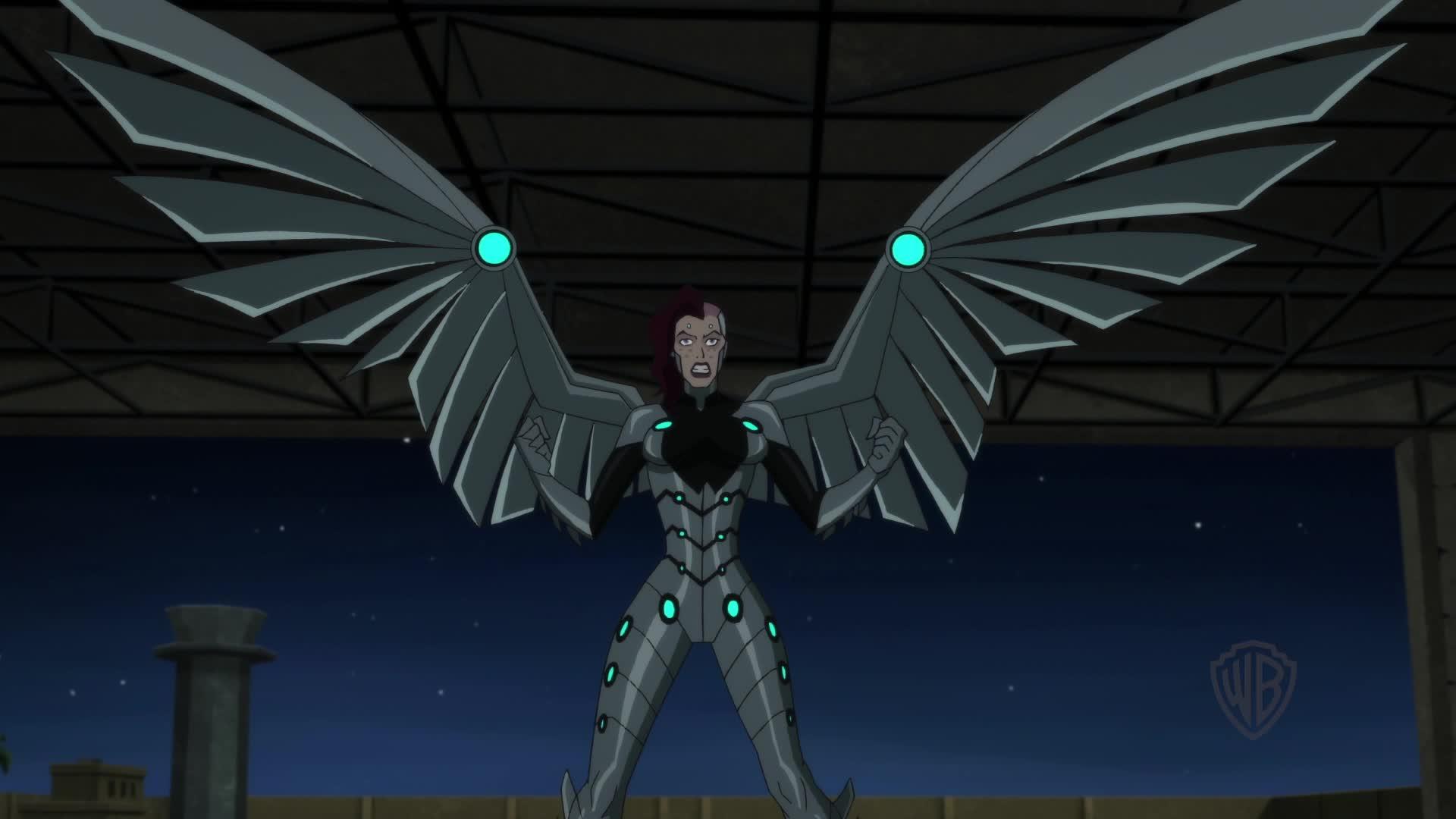Wonder Womam: Bloodlines Clip: Silver Swan Revealed screen capture
