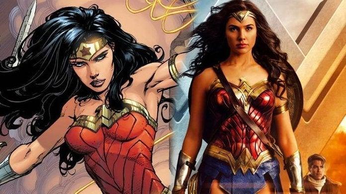 Wonder Woman First Superhero New DC Universe Timeline