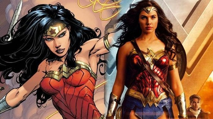 Wonder Woman First Superhero New DC Universe Timeline