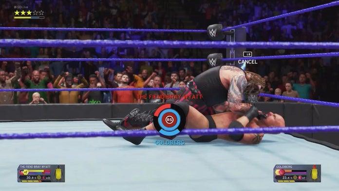 WWE-2K20-Gameplay-Fiend-Goldberg-2
