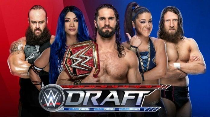 WWE-Draft-2019-logo