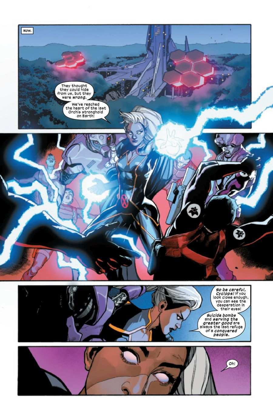 X-Men 1 Page 3