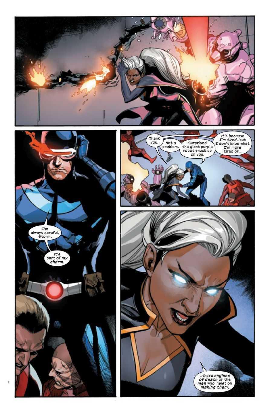 X-Men 1 Page 4