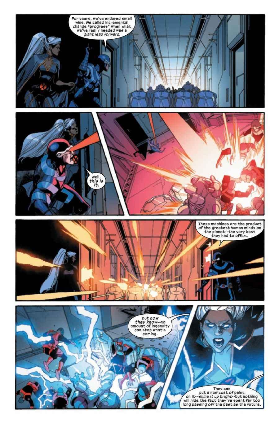 X-Men 1 Page 5