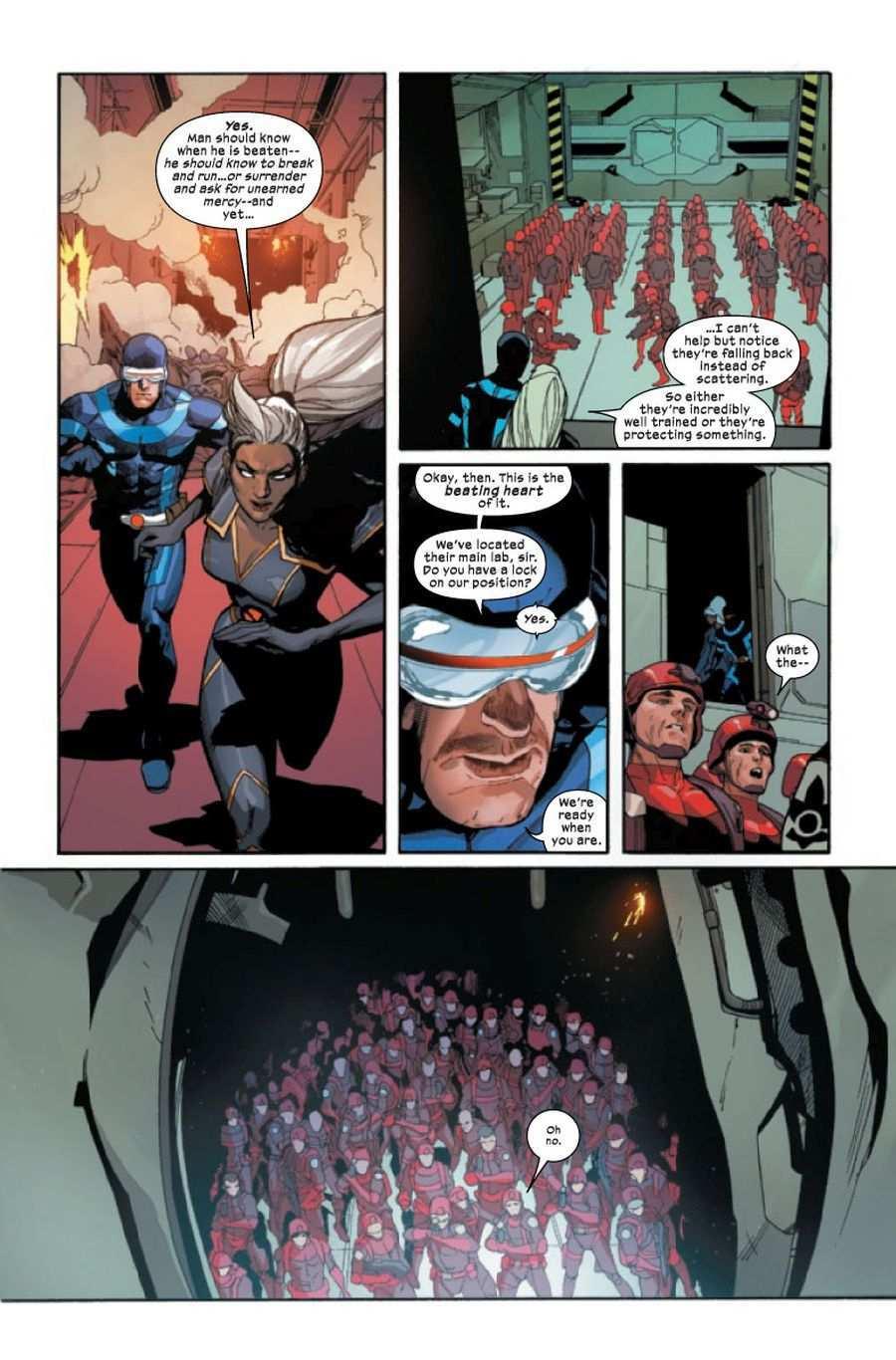 X-Men 1 Page 6