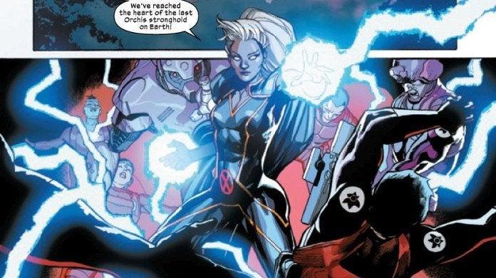 X-Men #1 Storm