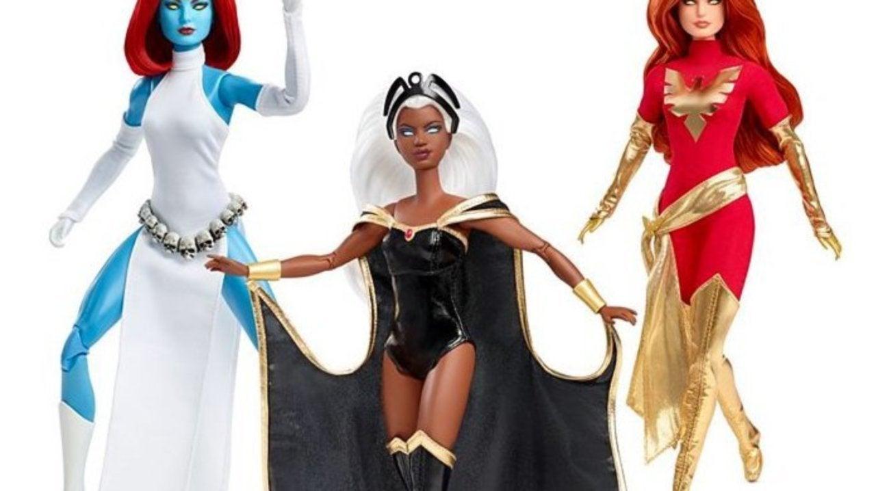 Barbie Signature X-MEN MARVEL 80th DARK PHOENIX 80th anniversary Ready to ship