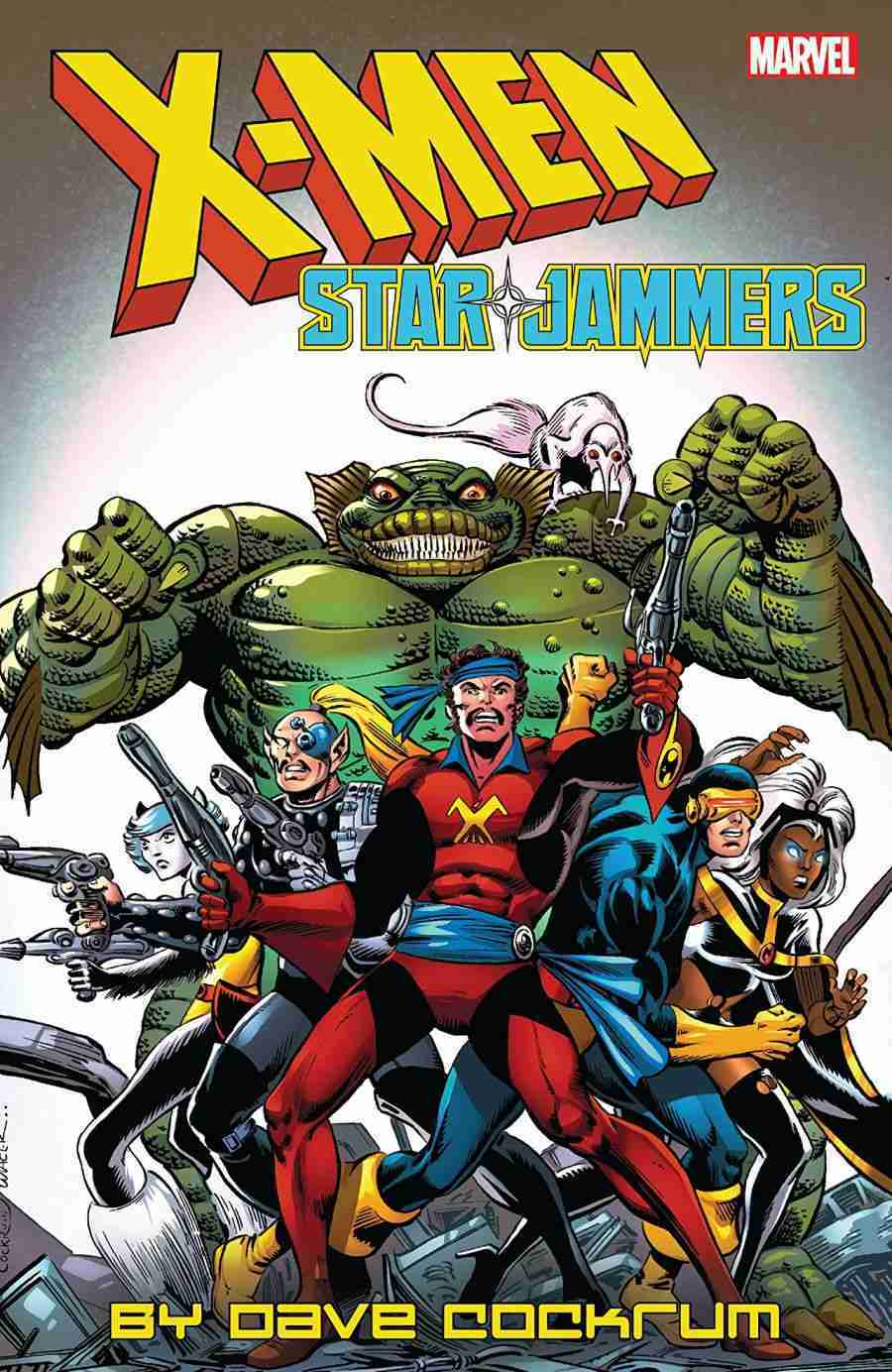 X-Men Starjammers