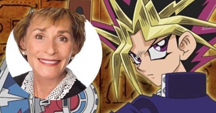 yugioh judge judy anime