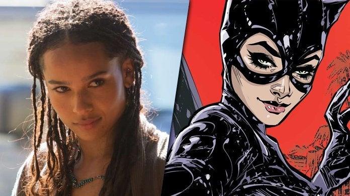 zoe kravitz catwoman the batman
