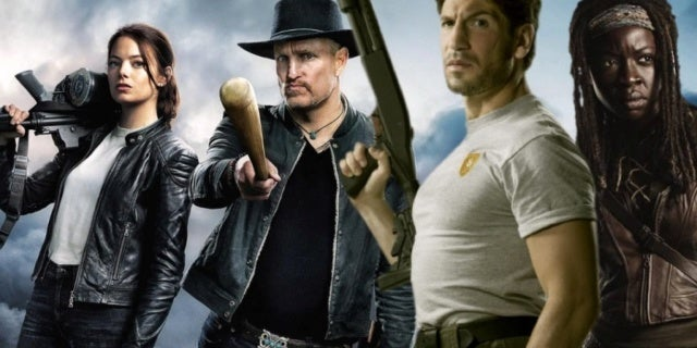 Zombieland: Double Tap's Emma Stone Pitched The Walking Dead Crossover