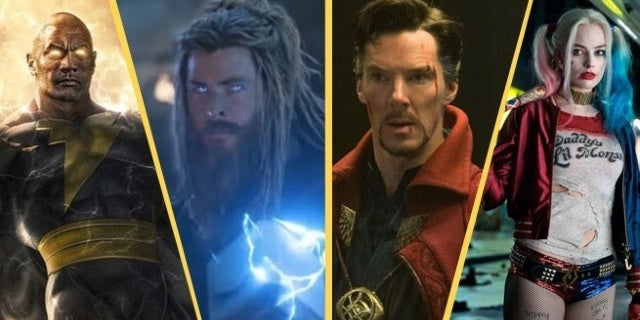 Flipboard: All of the Marvel and DC Movies Coming Out in 2021