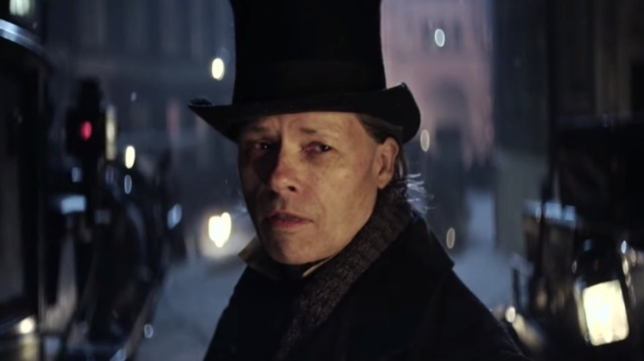 Tom Hardy's A Christmas Carol Gets New Trailer, Release Date