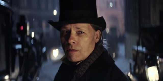 Tom Hardy S A Christmas Carol Gets New Trailer Release Date Comictaq