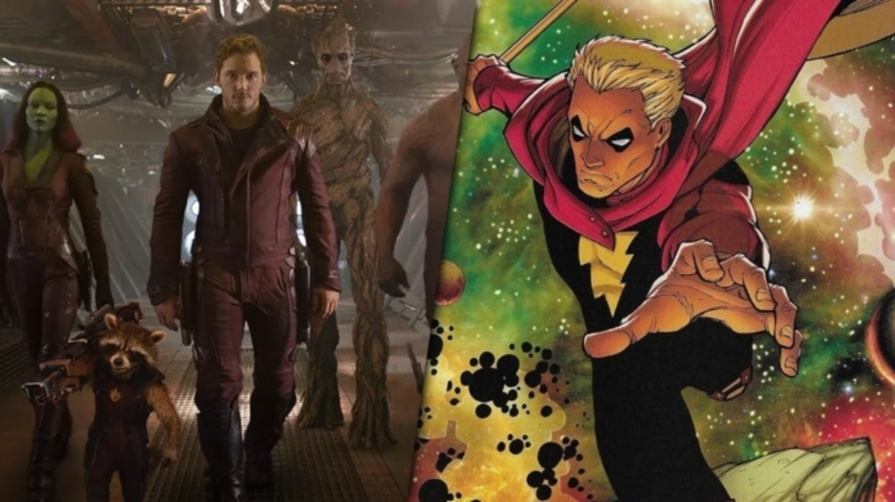 James Gunn Clarifies Adam Warlock's Status for Guardians of the Galaxy Vol. 3