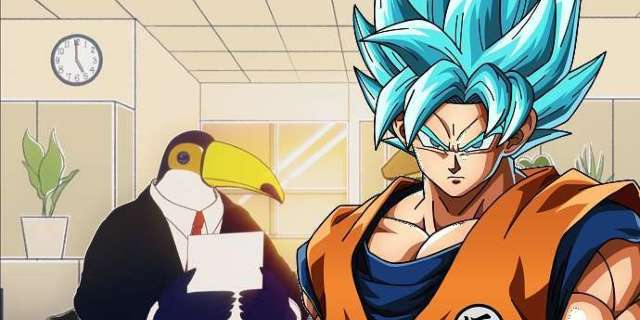 New Anime Goes Viral for Hilarious Dragon Ball Z Reference