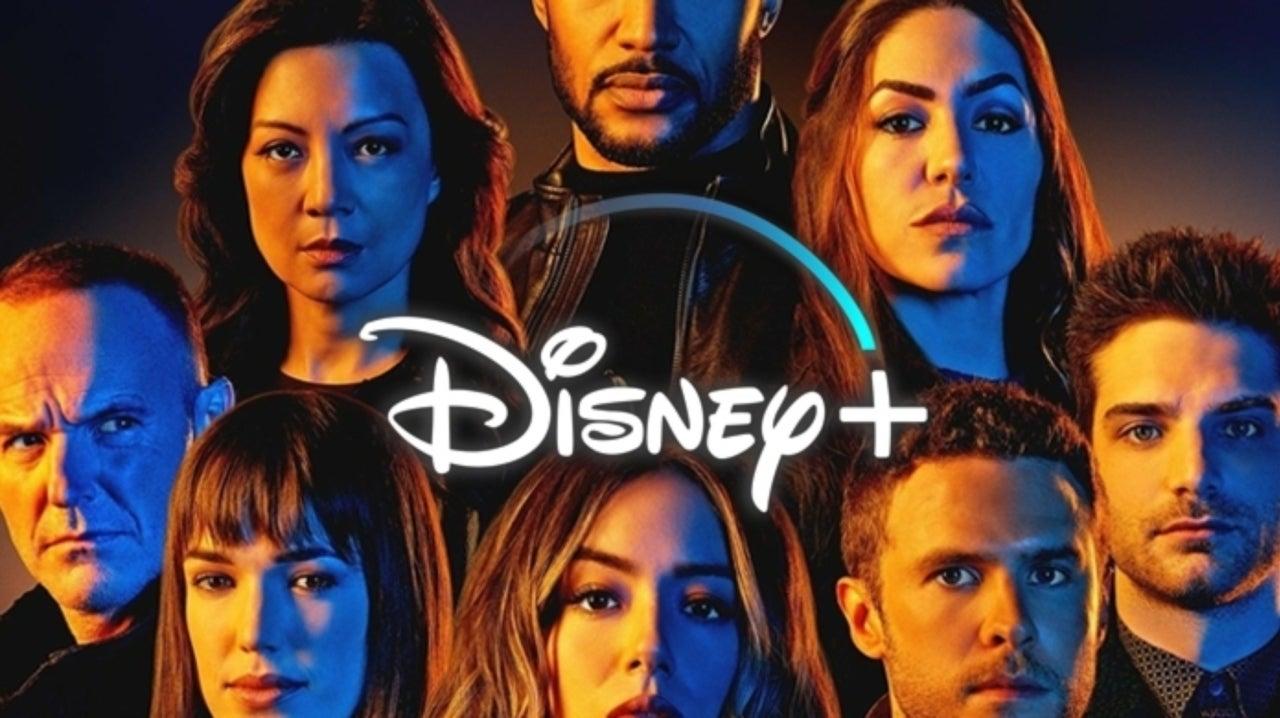 Agents Of Shield Disney Plus